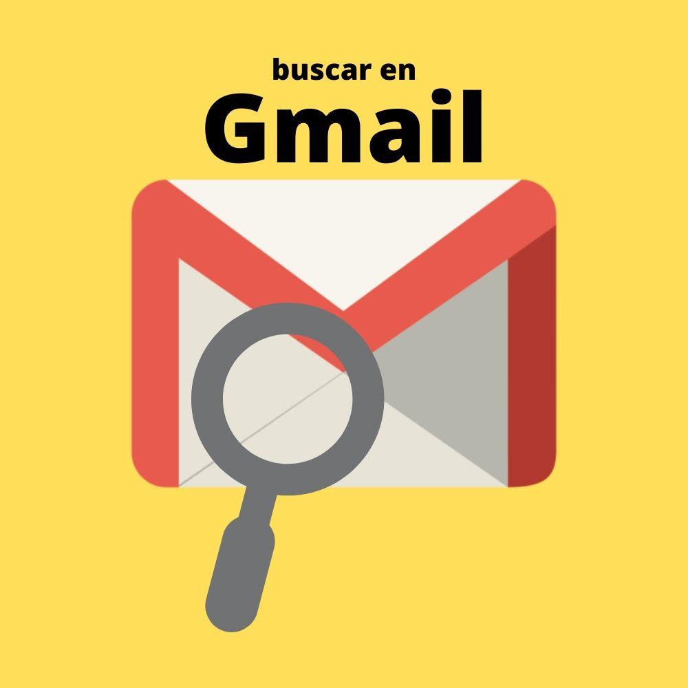 buscar en Gmail