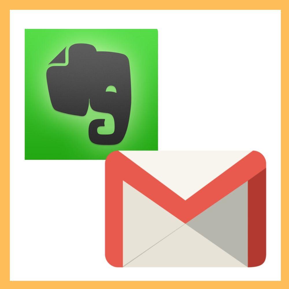 Evernote y Gmail
