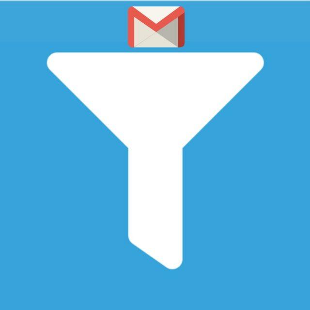 filtros en gmail